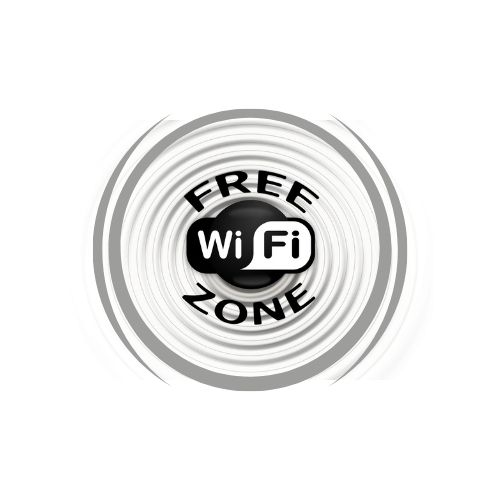 Free wifi at our library