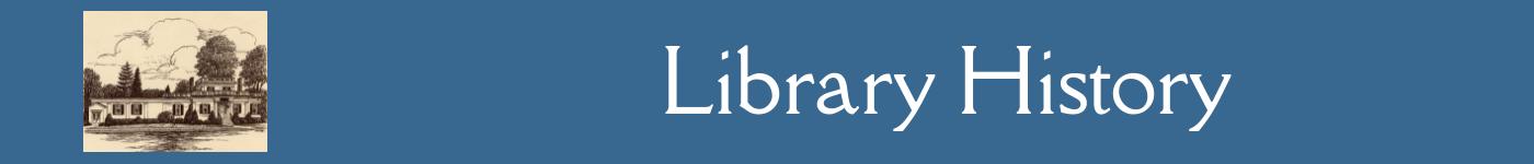 Portville Free Library