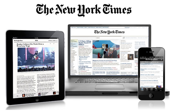 Enjoy complimentary access to NYTimes.com!