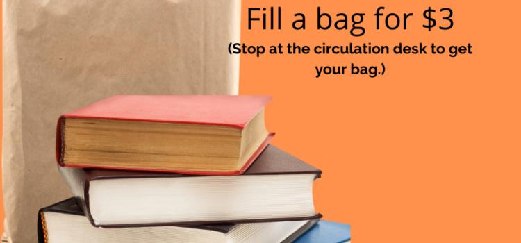 Bag of Books Sale